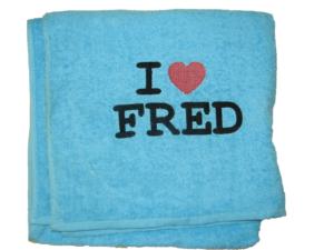 Kingitus sõbrapäevaks - südamega rätik