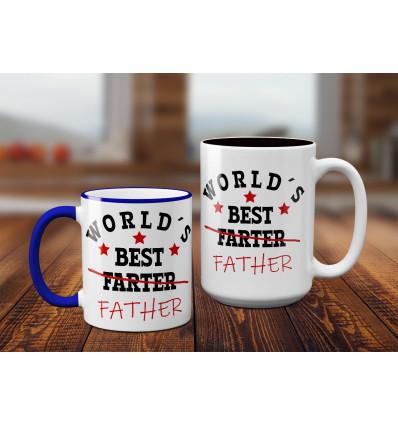 Kruus world best father - kingitus isadepäevaks