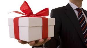Kingitused töökohal - NetiKink abistab kingitustega ettevõtteid
