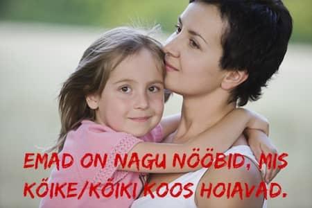 Kingitus emadepäevaks NetiKingist
